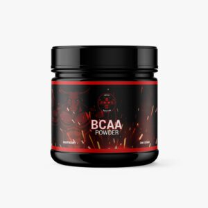 Moeny Nutrition BCAA Raspberry product foto supplementen