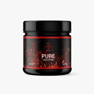 Moeny Nutrition Pure Creatine product foto supplementen
