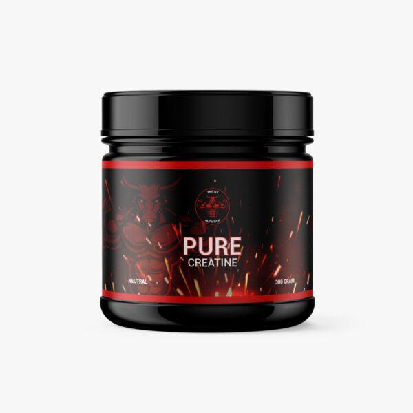Moeny Nutrition Pure Creatine product foto supplementen